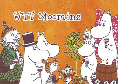 WTF Moomins 2014