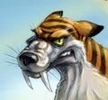 Двухвостый тигрокрыс