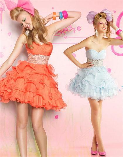 платье коктейльное на полных дам