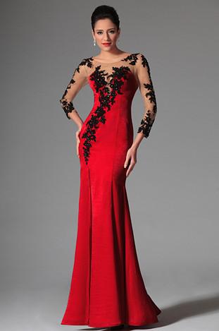 Черное Вечернее Платье На Свадьбу 47