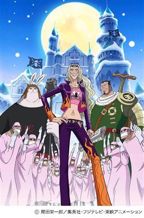 Юбилейный показ аниме «One Piece: Episode of Chopper»