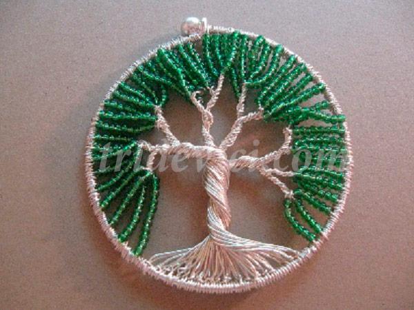 Дерево с медальонами своими руками