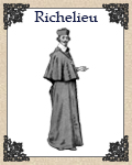 WTF Armand Richelieu and Co 2016
