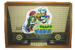 радионяня, штабное радио, радиопередача