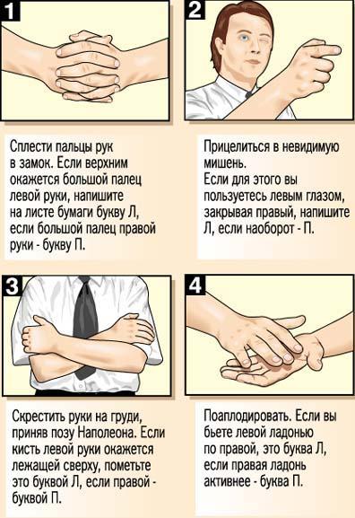 какой рукою крестятся левши