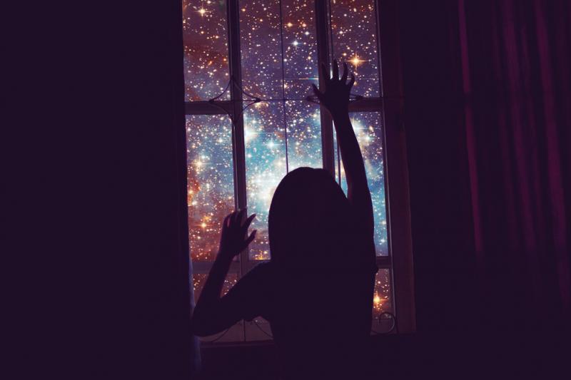 Распахну Я окно в небо звЁздное. - стихи и проза россии.