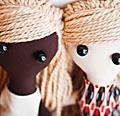 POLZA dolls