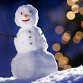 Дежурный Снеговик