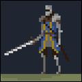 Pixel Crusader