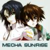 fandom Mecha Sunrise 2016