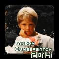 fandom Cumberbatch 2014