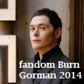 Fans of Burn Gorman