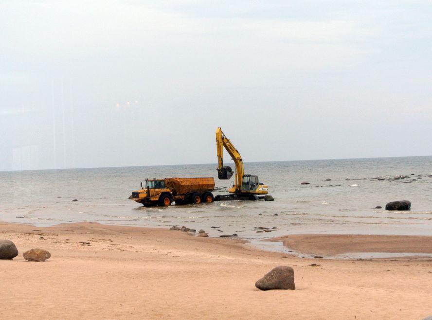 Ладожское озеро. 08.10.2014