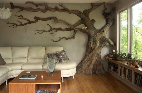 Как сделать красиво стены в доме - Shoprose.ru