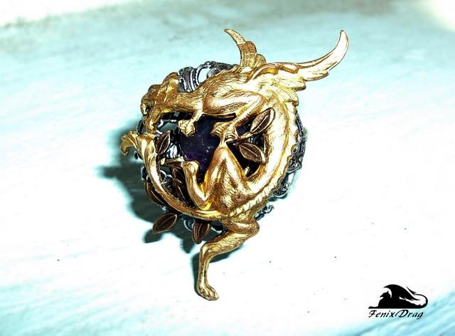 Кольцо перстень