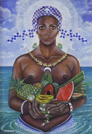 Yemaya by Raimundo Martin