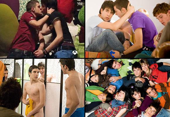 Фото гей пара молодых парней фото 245-13