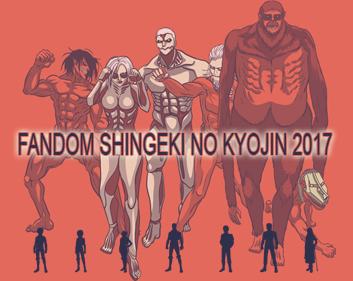 Fandom Shingeki no Kyojin 2017