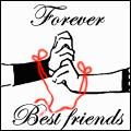.Best friends.
