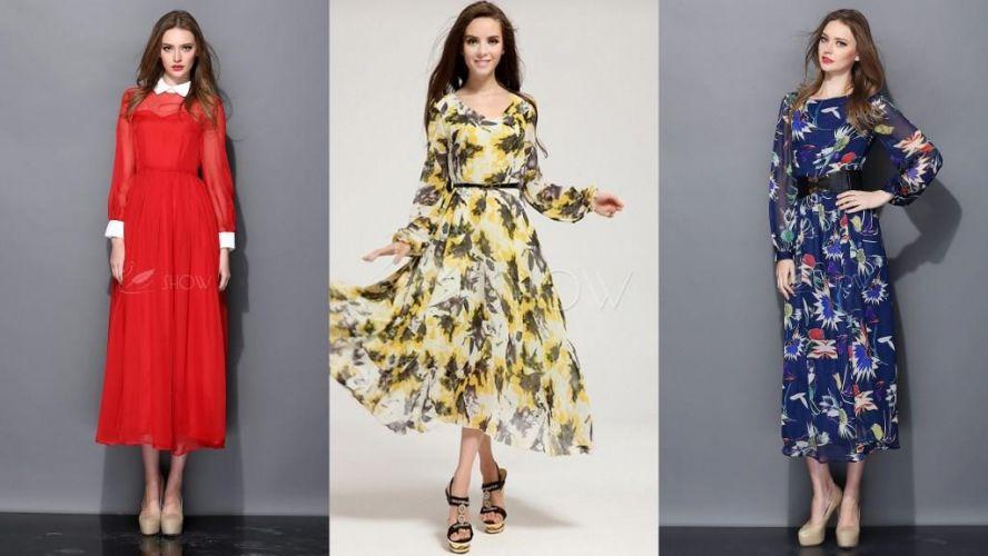 7b50ed74deb В этом сезоне останутся также актуальными платья