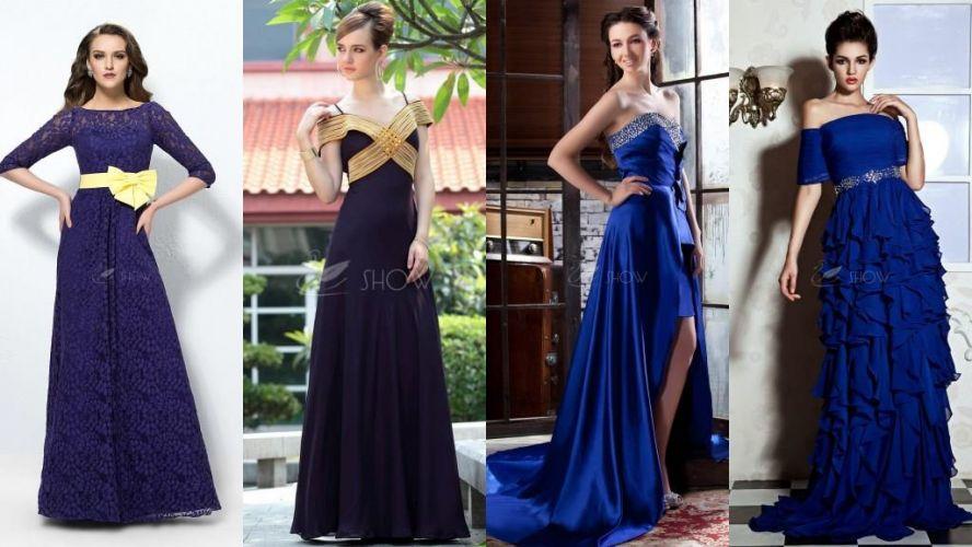 5957f857af4 Выбираем вечерние платья на новогодние праздники