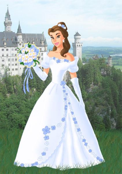 Принцессы Диснея - Страница 2 12869311