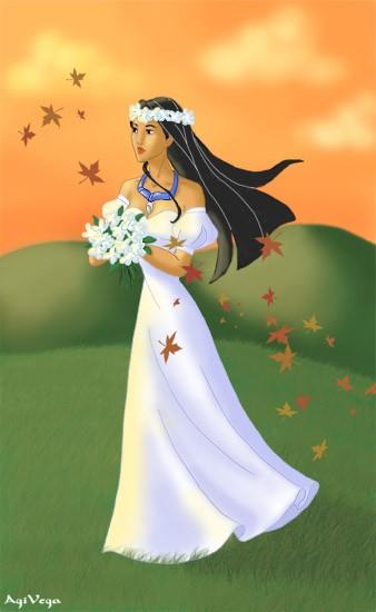 Принцессы Диснея - Страница 2 12869375
