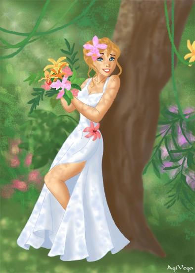 Принцессы Диснея - Страница 2 12869399