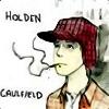 .Холден Колфилд.