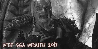 WTF SGA Wraith 2017 — Спецквест
