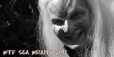 WTF SGA Wraith 2017 — Визуал R — NC-21