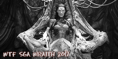 WTF SGA Wraith 2017 — Бонус