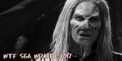 WTF SGA Wraith 2017 — Челлендж