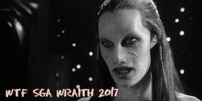 WTF SGA Wraith 2017 — Тексты G — PG-13