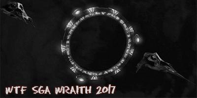 WTF SGA Wraith 2017 — Деанон