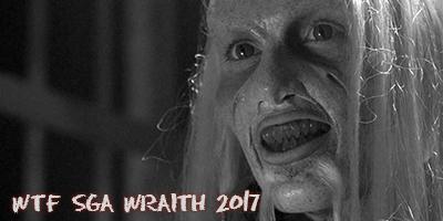 WTF SGA Wraith 2017 — Визуал G — PG-13