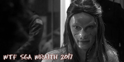 WTF SGA Wraith 2017 — Тексты R — NC-21