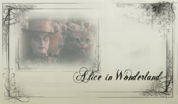 fandom Alice in Wonderland 2015
