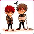 Akashi x Mayuzumi team