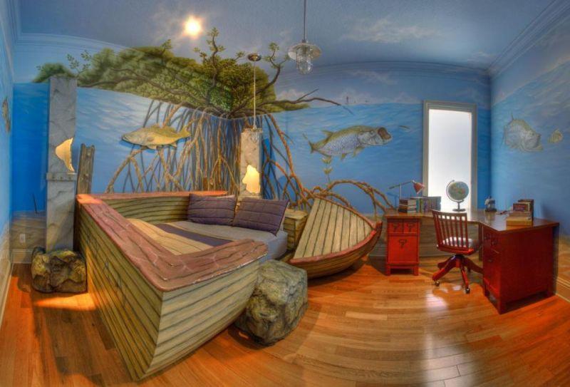 Дом рыбака как его оформить