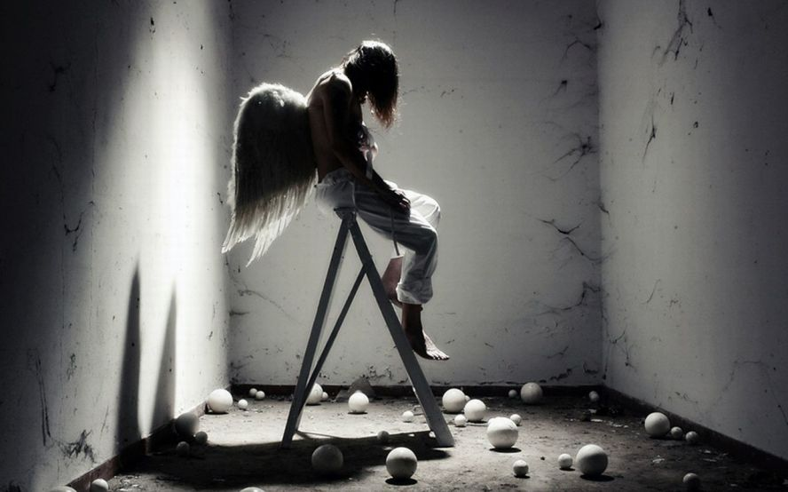 начале картинки одиночества сердец самым
