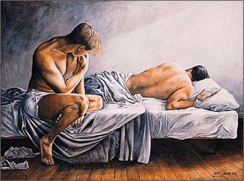 сплящие гей парни