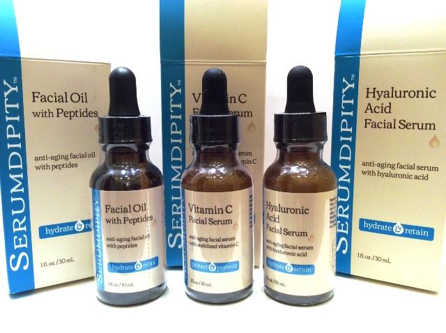 Serumdipity сыворотка для лица с гиалуроновой кислотой