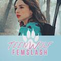 WTF Teen Wolf Femslash 2016
