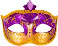 Некто в лиловой маске