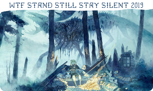 WTF Stand Still. Stay Silent 2019