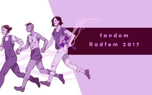 fandom Radfem 2017: визитка