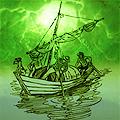 #Трое в лодке