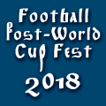Football Post-World Cup Fest 2018