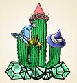 WTF Izumrudniy Kaktus 2017